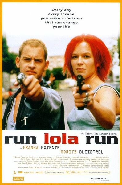 【电影】《罗拉快跑》
