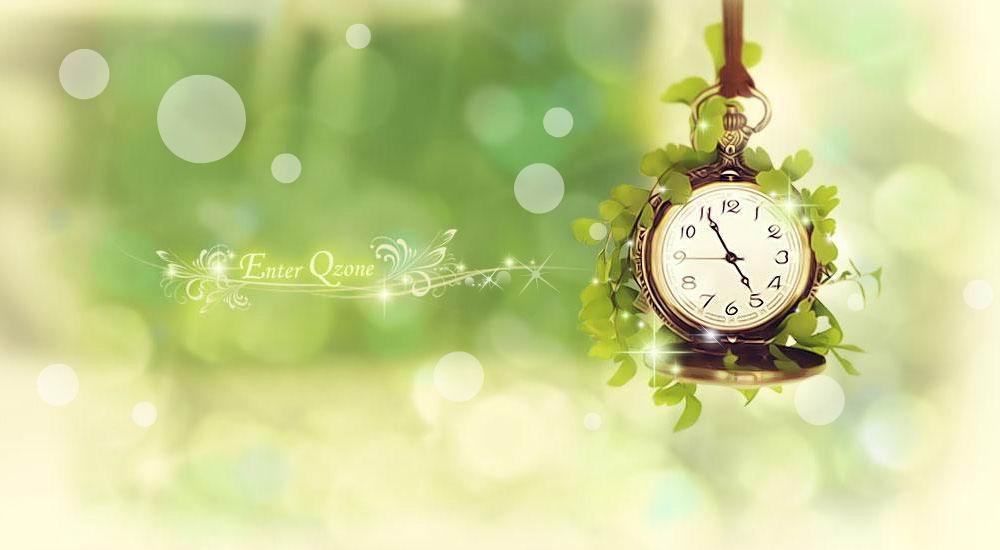 【诗歌】时间概念